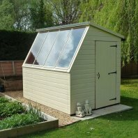 £250 voucher towards a new shed!