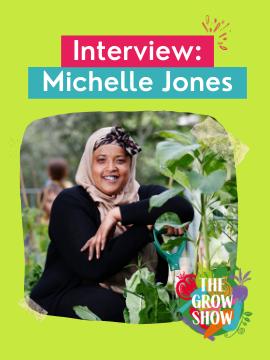 Interview: Michelle Jones