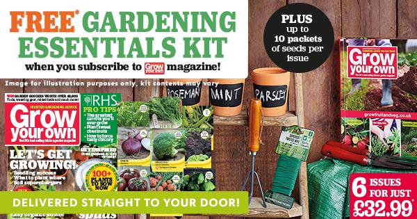 FREE* Gardening Essentials Kit